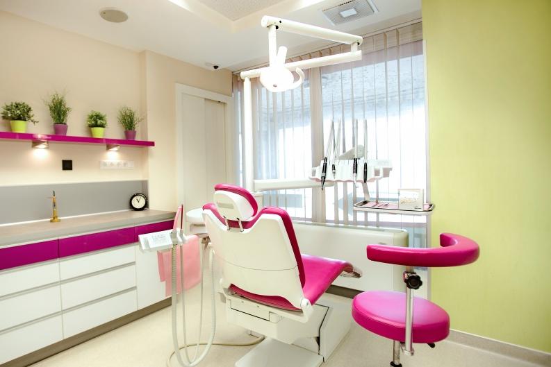 Dentiste à Budapest, vue du cabinet - SwissMedFlight